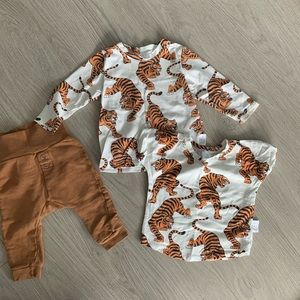 Ole Design baby long sleeve & short sleeve shirts